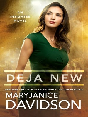 cover image of Deja New