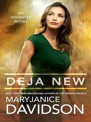 cover image of Deja New