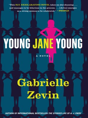 cover image of Young Jane Young
