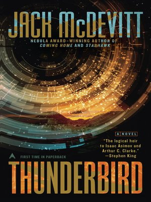 cover image of Thunderbird