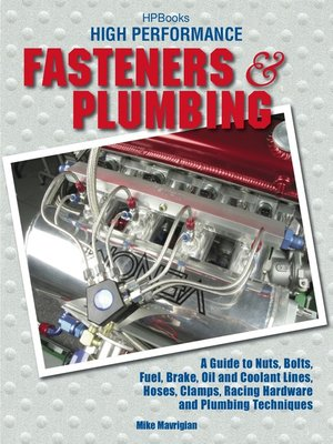 cover image of High Perf. Fasteners&Plumbing HP1523