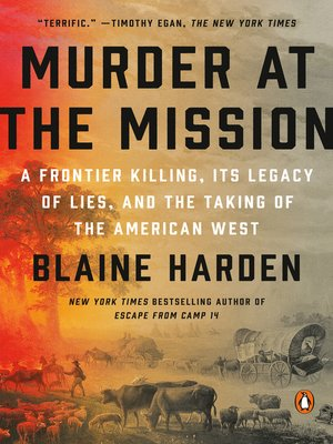 cover image of Murder at the Mission