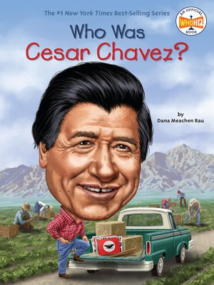 cover image of Who Was Cesar Chavez?