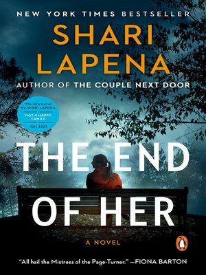 cover image of The End of Her