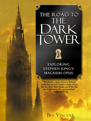 cover image of The Road to the Dark Tower
