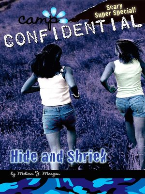 cover image of Hide and Shriek