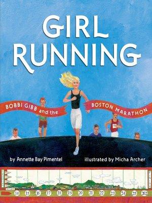cover image of Girl Running
