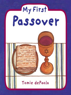 cover image of My First Passover