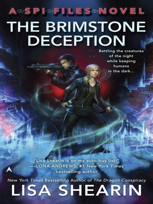 cover image of The Brimstone Deception