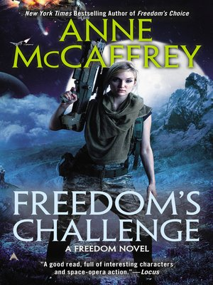 cover image of Freedom's Challenge