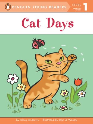 cover image of Cat Days
