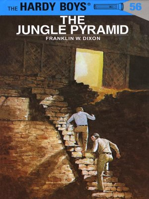 cover image of The Jungle Pyramid