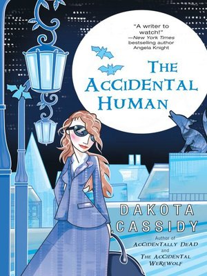 cover image of The Accidental Human