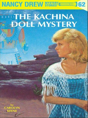 cover image of The Kachina Doll Mystery