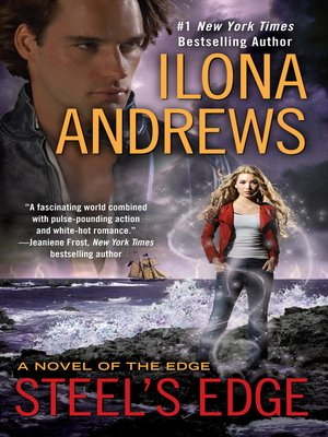 cover image of Steel's Edge