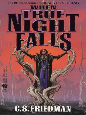 cover image of When True Night Falls