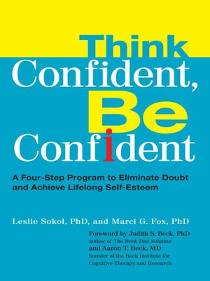 cover image of Think Confident, Be Confident