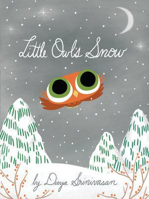 cover image of Little Owl's Snow