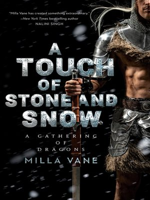 cover image of A Touch of Stone and Snow