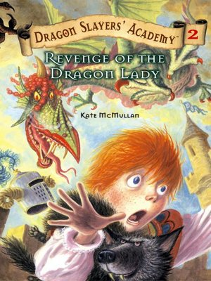 cover image of Revenge of the Dragon Lady