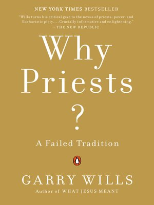 cover image of Why Priests?
