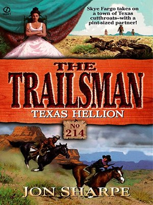 cover image of Texas Hellion