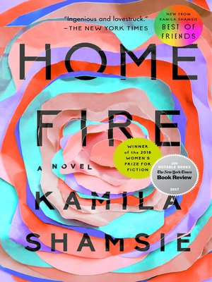 cover image of Home Fire