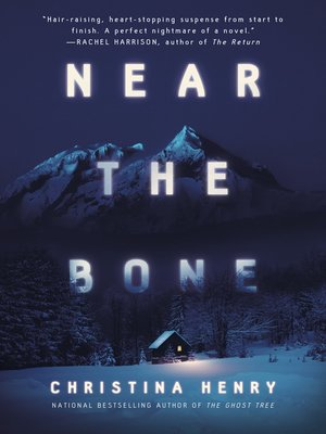 cover image of Near the Bone
