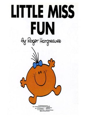 cover image of Little Miss Fun
