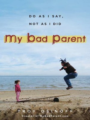 cover image of My Bad Parent