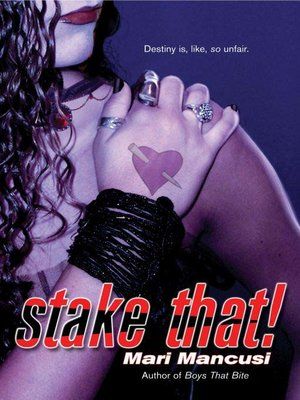 cover image of Stake That!