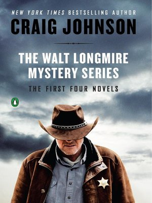 cover image of The Walt Longmire Mystery Series