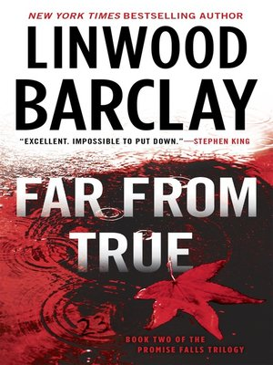 cover image of Far From True