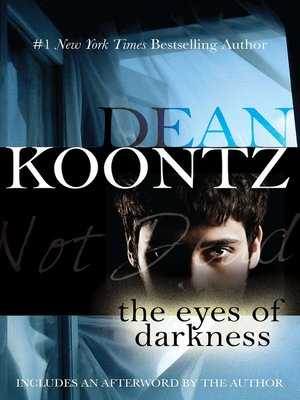 cover image of The Eyes of Darkness