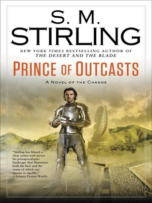 cover image of Prince of Outcasts