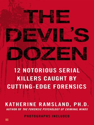 cover image of The Devil's Dozen