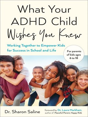 cover image of What Your ADHD Child Wishes You Knew