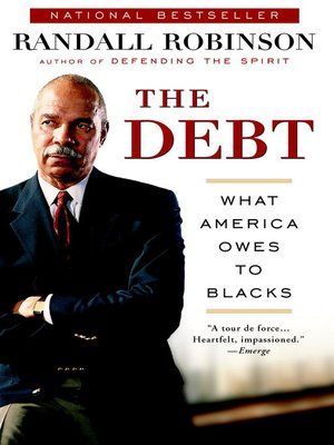 cover image of The Debt
