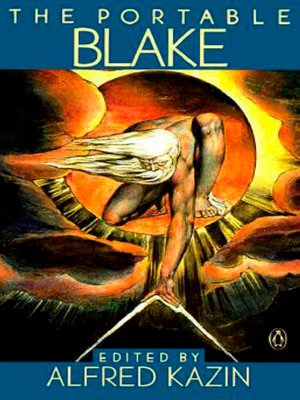 cover image of The Portable William Blake