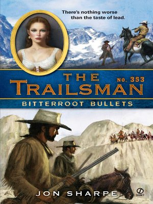cover image of Bitterroot Bullets