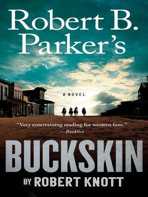 cover image of Buckskin