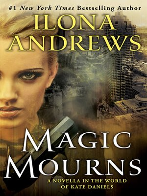 cover image of Magic Mourns