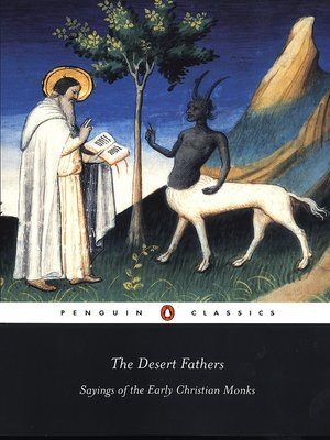 cover image of The Desert Fathers