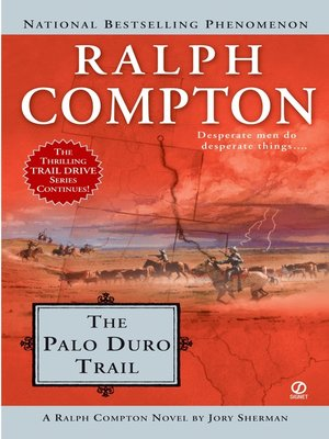 cover image of The Palo Duro Trail