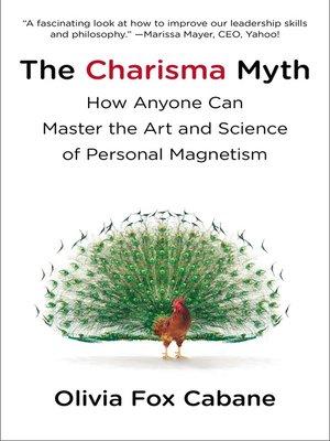 The charisma myth olivia fox cabane pdf