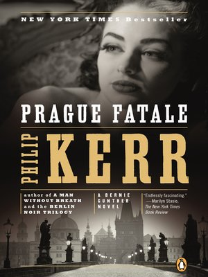 cover image of Prague Fatale