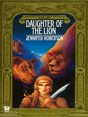 cover image of Daughter of the Lion