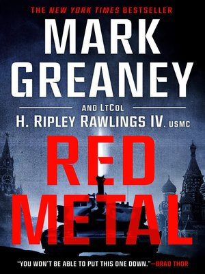 cover image of Red Metal
