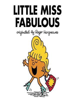 cover image of Little Miss Fabulous