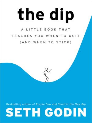 cover image of The Dip